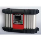 Battery charger adapted for showroom vehicles